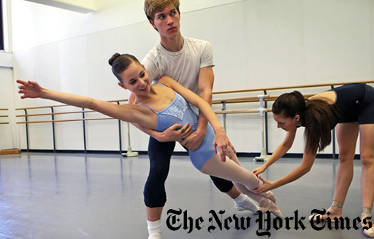 A Dancer's Fresh Move: Choreographer