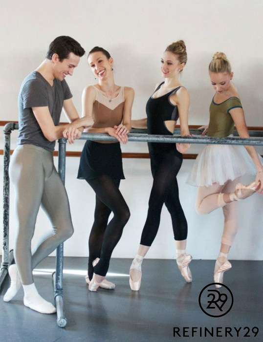An Inside Peek At Los Angeles Ballet's Graceful Beauties